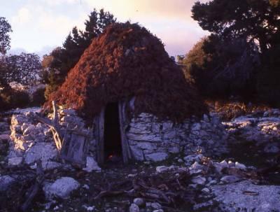 sheperd hut