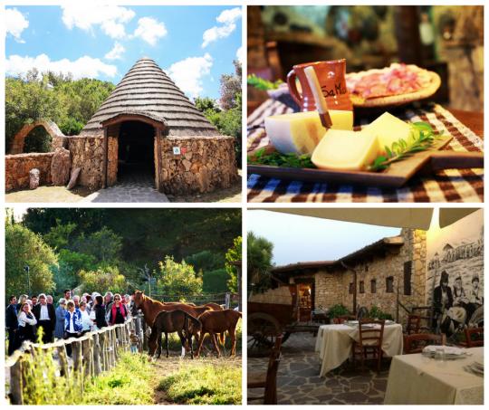 Sardinia Farmhouse for Incentives